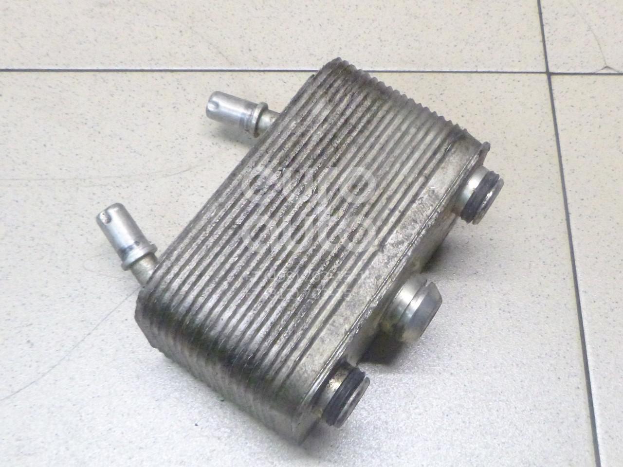 Купить Радиатор (маслоохладитель) АКПП BMW X5 E53 2000-2007; (17207500754)