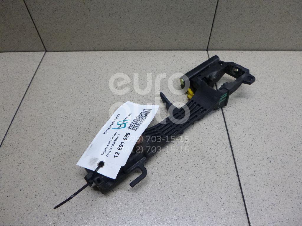 Купить Кронштейн ручки Toyota Land Cruiser (120)-Prado 2002-2009; (6920228010)