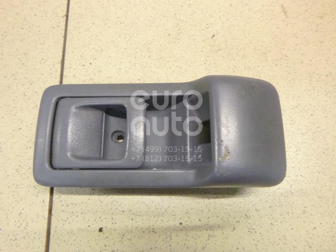 Купить Ручка двери задней внутренняя правая Toyota Land Cruiser (90)-Prado 1996-2002; (6920760020B0)