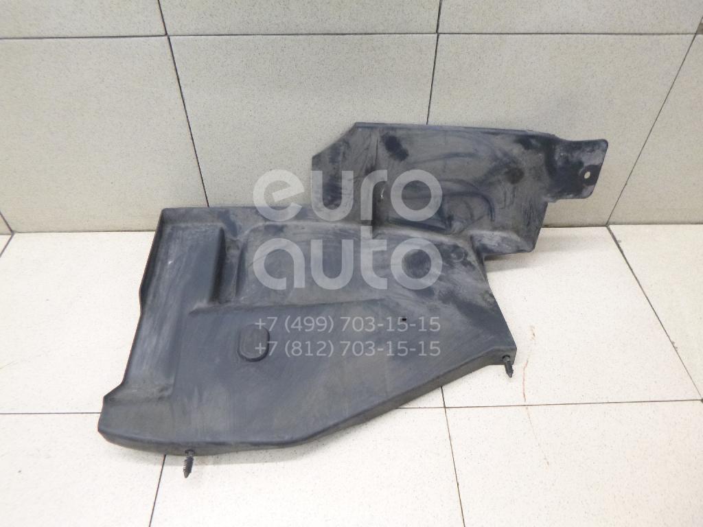 Купить Пыльник двигателя боковой правый Chrysler Voyager/Caravan (RG/RS) 2000-2008; (04857325AA)