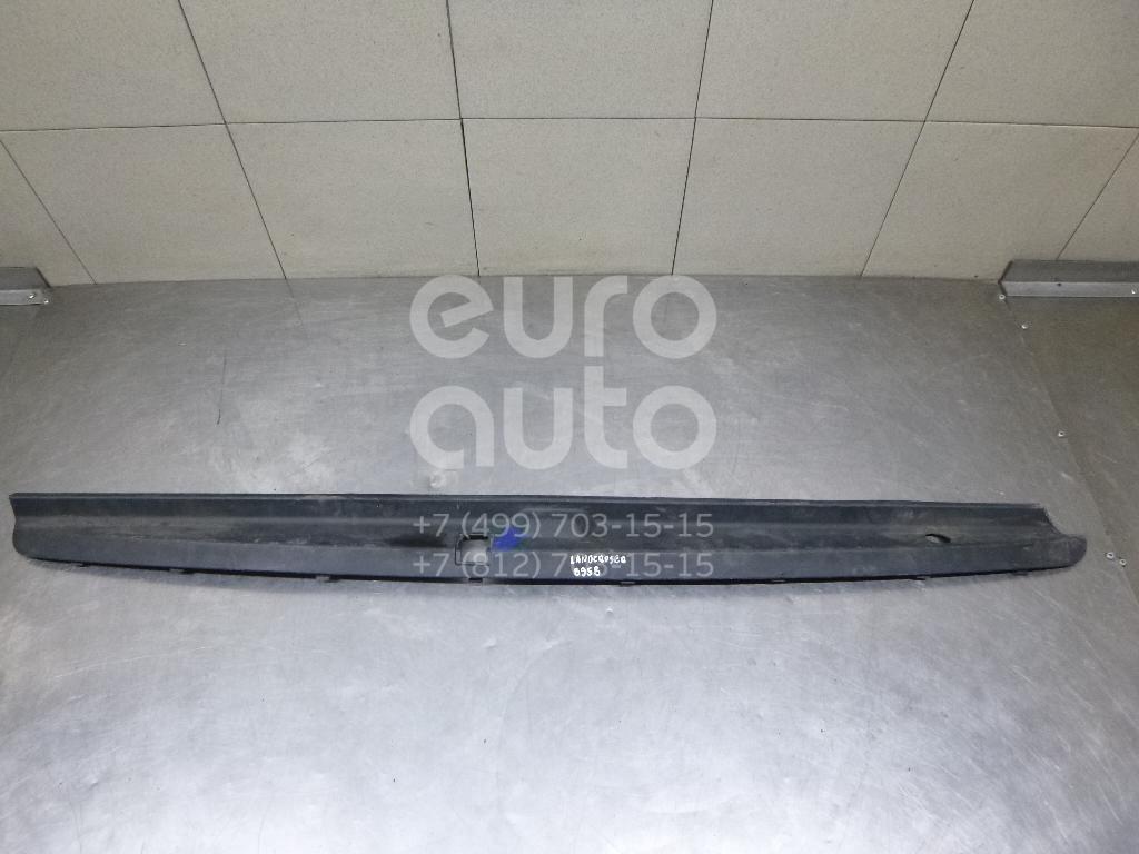 Купить Накладка заднего бампера Toyota Land Cruiser (120)-Prado 2002-2009; (5216160030)