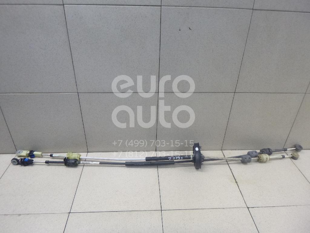 Купить Трос КПП Opel Astra J 2010-; (55577317)