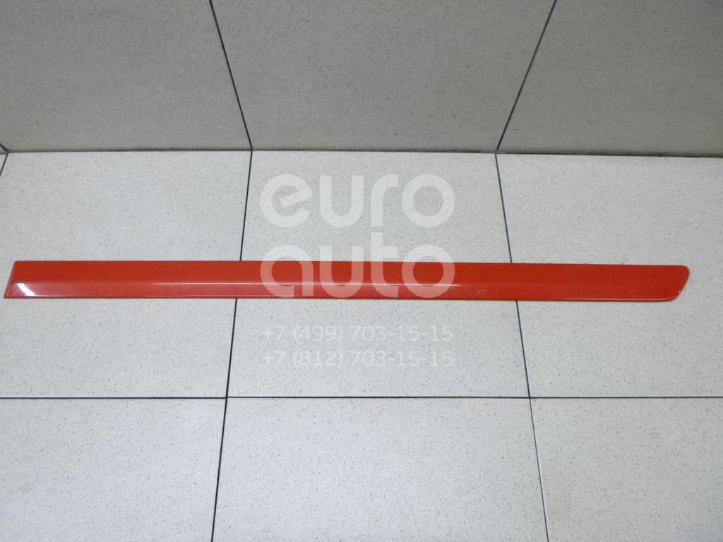 Купить Молдинг задней левой двери Skoda Octavia (A5 1Z-) 2004-2013; (1Z0853535AGRU)