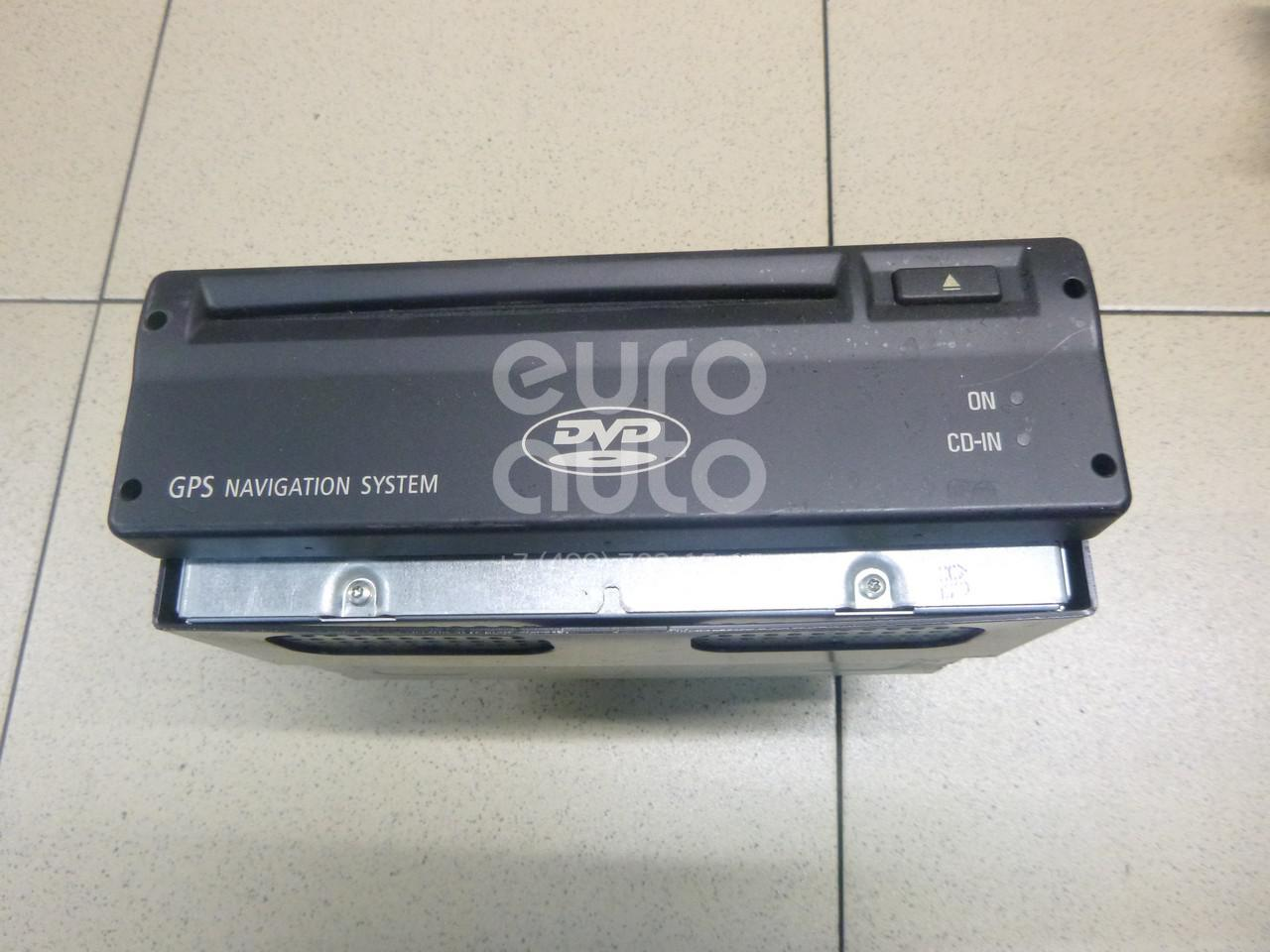Купить Проигрыватель CD/DVD BMW 7-серия E65/E66 2001-2008; (65909122864)