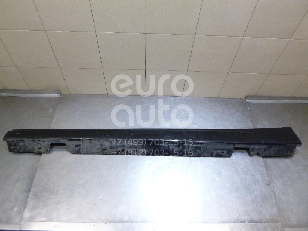 Купить Накладка на порог (наружная) BMW 3-серия E90/E91 2005-2012; (51777202653)