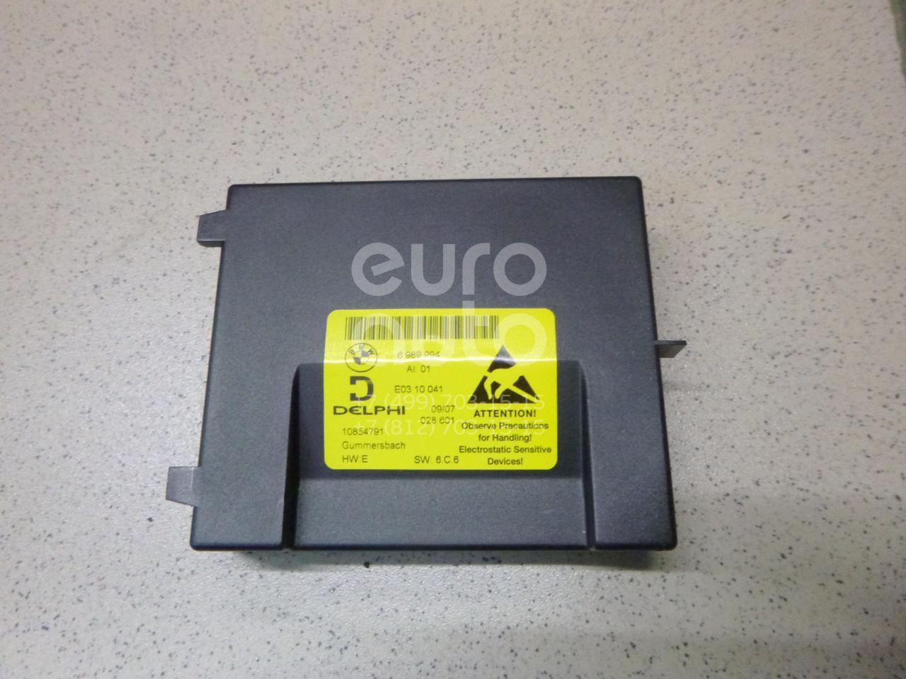 Купить Блок электронный BMW 7-серия E65/E66 2001-2008; (61316989994)