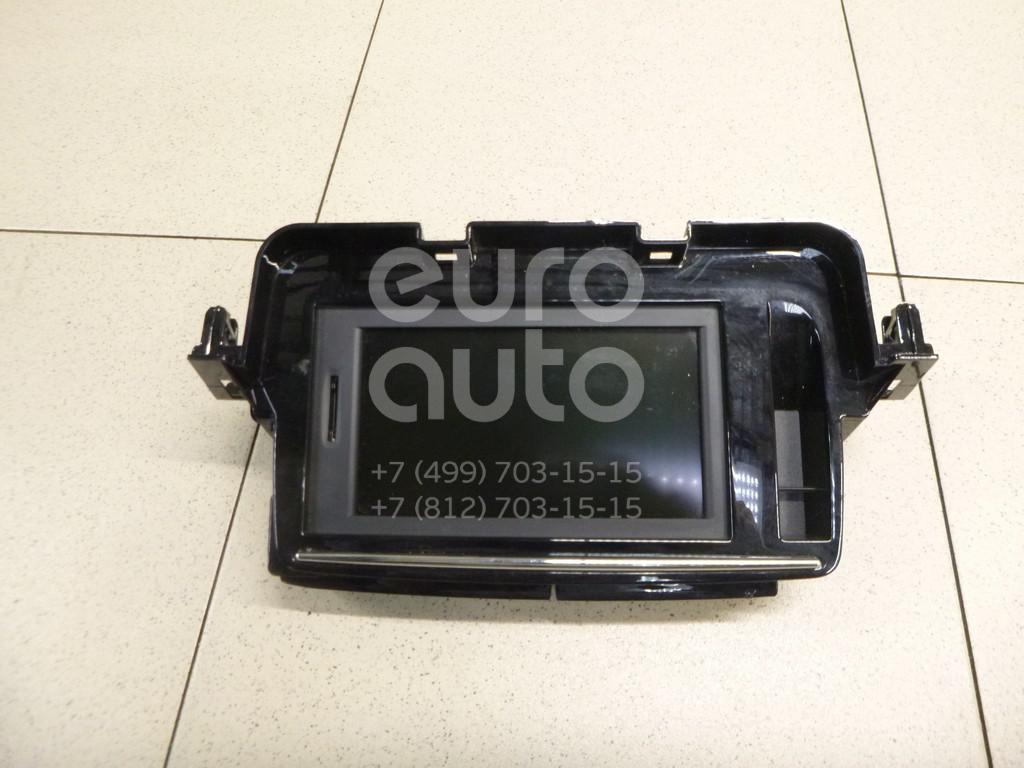 Телевизор 12V Renault Megane III 2009-2016; (259153411R)