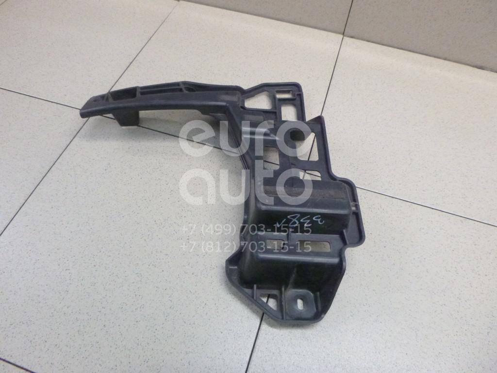Кронштейн заднего бампера левый Citroen C4 Picasso 2014-; (9808510080)