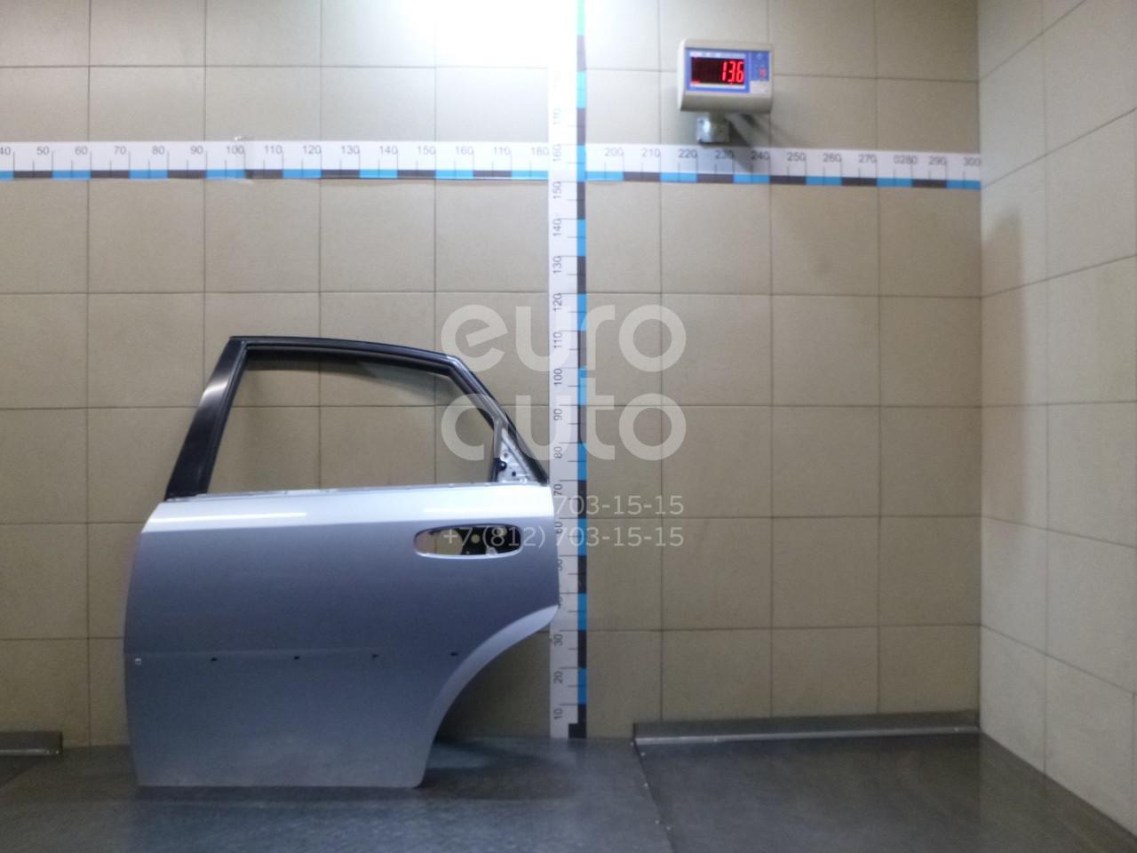 Дверь задняя левая Daewoo Gentra II 2013-2015; (95907259)