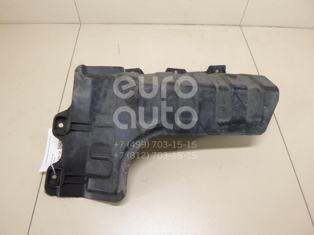 Пыльник двигателя боковой левый Kia Soul 2009-2014; (291302K100)