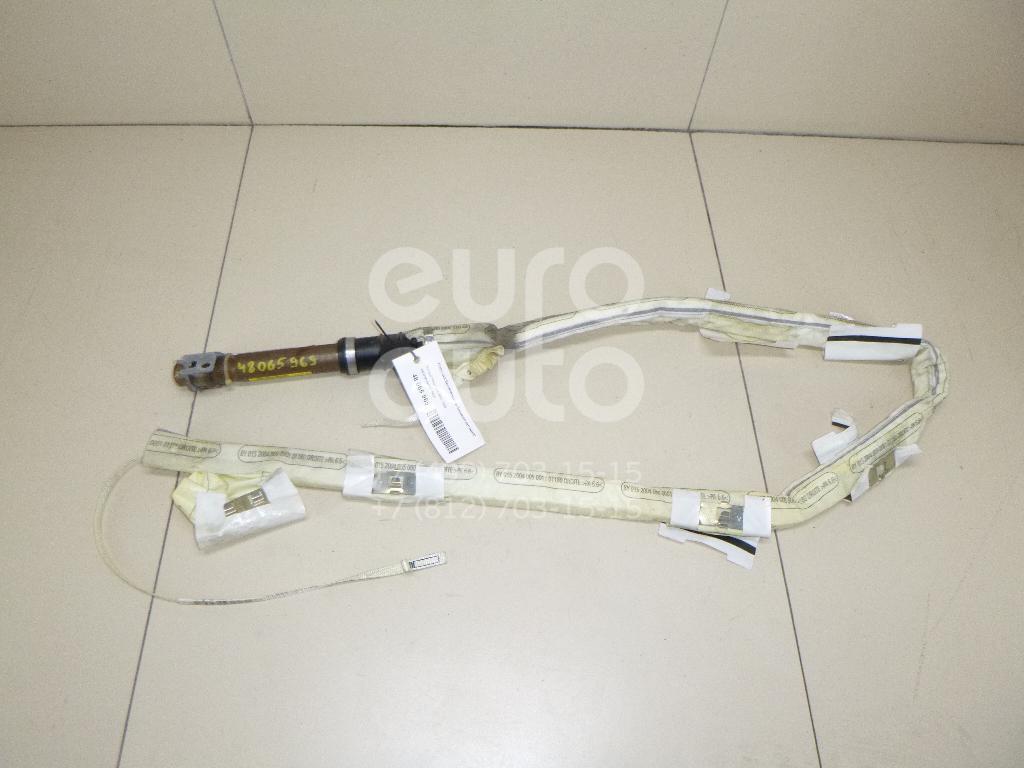 Подушка безопасности боковая (шторка) Renault Megane II 2003-2009; (8200148466)