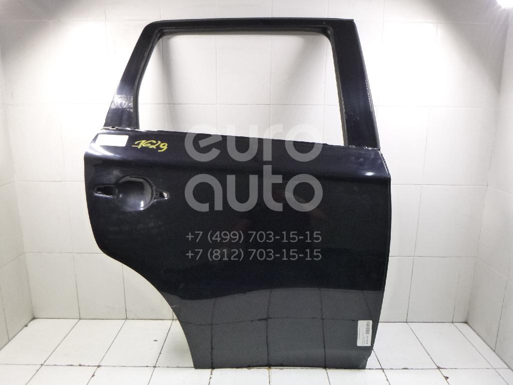 Дверь задняя правая Mitsubishi Outlander (GF) 2012-; (5730B422)