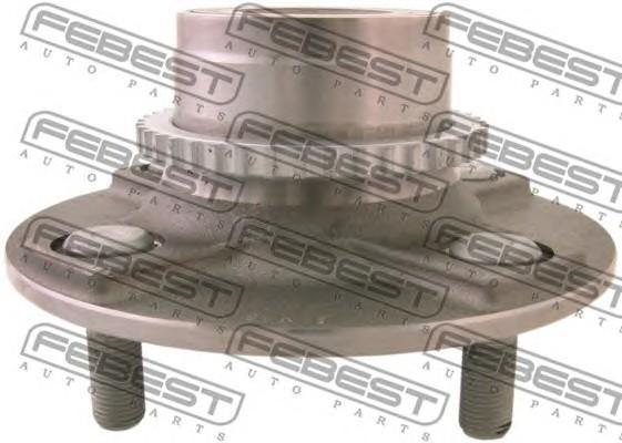 Ступица задняя для Nissan Almera N16 2000-2006 - Фото №1