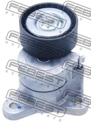 Ролик руч.ремня с кронштейном для Peugeot 4008 2012> - Фото №1