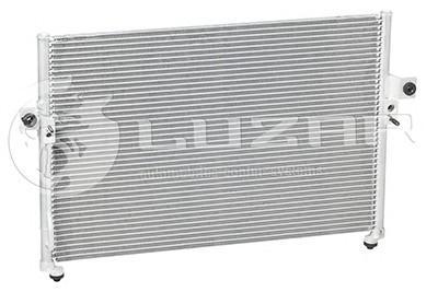 Радиатор кондиционера (конденсер) для Hyundai Starex H1 1997-2007 - Фото №1