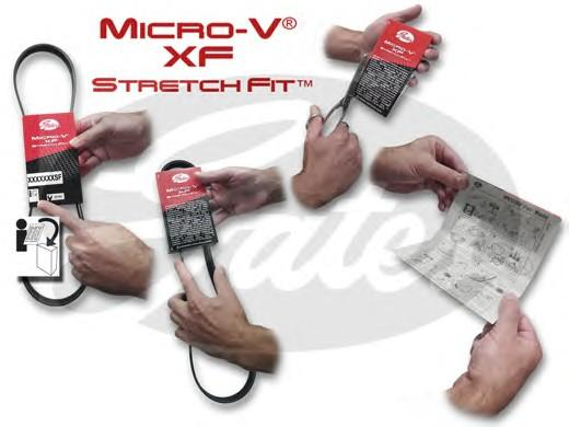 Ремень ручейковый для Fiat Ducato (НЕ ЕЛАБУГА!!!) 2006> - Фото №1