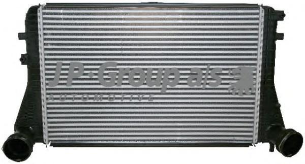 Интеркулер для VW Passat CC 2008> - Фото №1