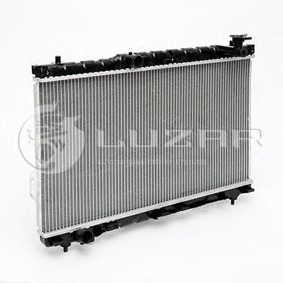 Радиатор основной для Hyundai Santa Fe (SM) 2000-2005 - Фото №1