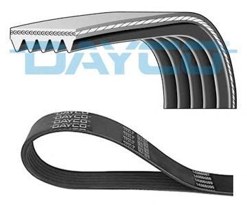 Ремень ручейковый для Hyundai Verna/Accent III 2006-2010 - Фото №1