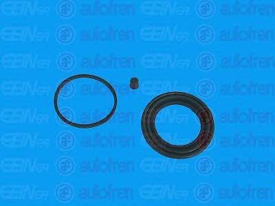 Р/к переднего суппорта для Hyundai Verna/Accent III 2006-2010 - Фото №1