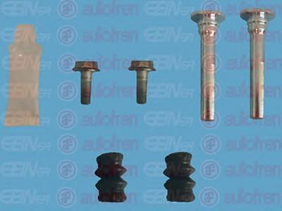 Направляющая суппорта (к-кт) для Citroen Jumpy 1994-2007 - Фото №1