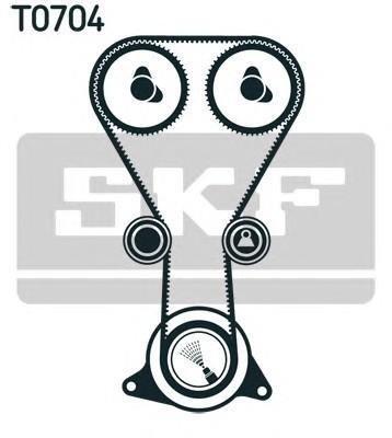 К-кт ремня ГРМ для Ford Ranger 2006-2012 - Фото №1