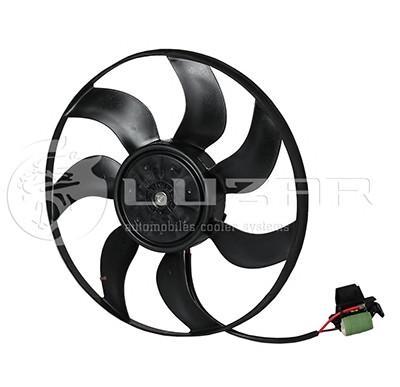 Вентилятор радиатора для Opel Astra J 2010> - Фото №1