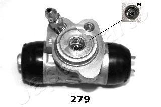 Цилиндр тормозной левый для Toyota IQ 2008> - Фото №1