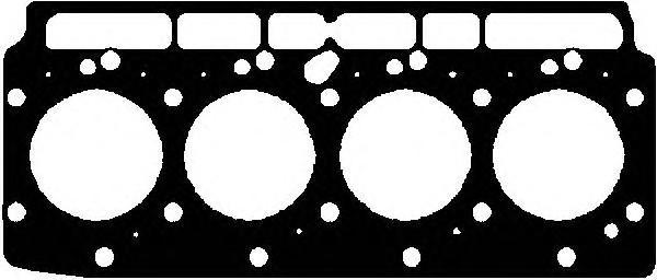 Прокладка головки блока для Ford Transit 1985-1991 - Фото №1