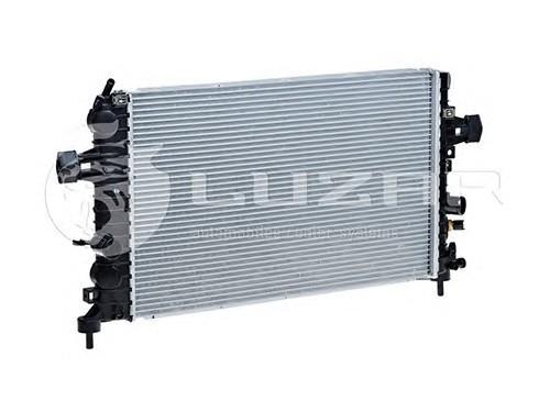 Радиатор основной для Opel Zafira B 2005-2012 - Фото №1