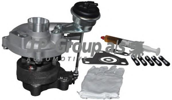 Турбокомпрессор (турбина) для Renault Duster 2012> - Фото №1