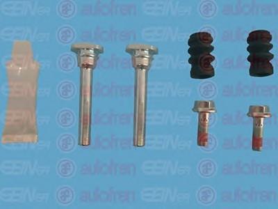 Направляющая суппорта (к-кт) для Nissan 100NX (B13) 1990-1994 - Фото №1
