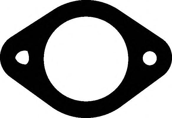 Прокладка приемной трубы глушителя для Skoda Yeti 2009> - Фото №1