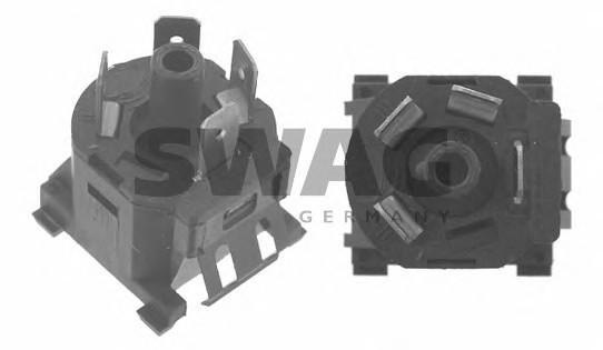 Выключатель отопителя для VW Transporter T2 >1992 - Фото №1