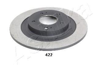 Диск тормозной задний для Citroen C4 Aircross 2012> - Фото №1