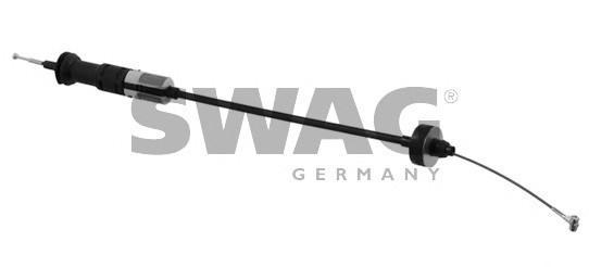 Трос сцепления для VW Golf III/Vento 1991-1997 - Фото №1