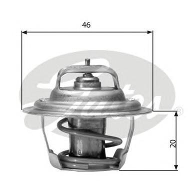 Термостат для Mini R50 2000-2007 - Фото №1
