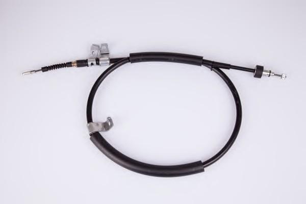 Трос стояночного тормоза правый для Kia Ceed 2007- 2012 - Фото №1
