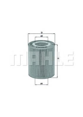 Фильтр масляный для Land Rover Range Rover IV 2013> - Фото №1