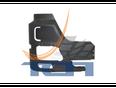 Бампер передний TRUCK ACTROS2 (2002>)