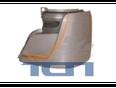 Угол кабины левый TRUCK AXOR (2002-2004)