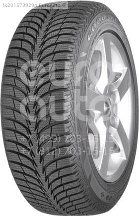 Шина GoodYear R15 195/65 91T XL UltraGrip Ice + 65/195 R15 91 T