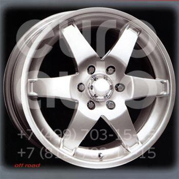 Колесный диск Alessio 8x18 5x130  84  ET35  COBRA     Mercedes G-Models  8x18 5x130 DIA84.1  ET35 0