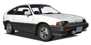 Honda CRX I 1983-1987