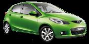 Mazda Mazda 2 (DE) 2007-2014