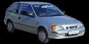 Subaru Justy II 1995-2003