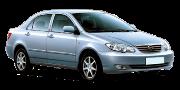 BYD F3 2006-2013