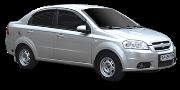 Chevrolet Aveo (T250) 2005-2011