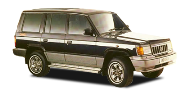 Ssang Yong Korando New Family 1994-1995