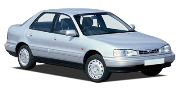 Hyundai Lantra 1990-1995